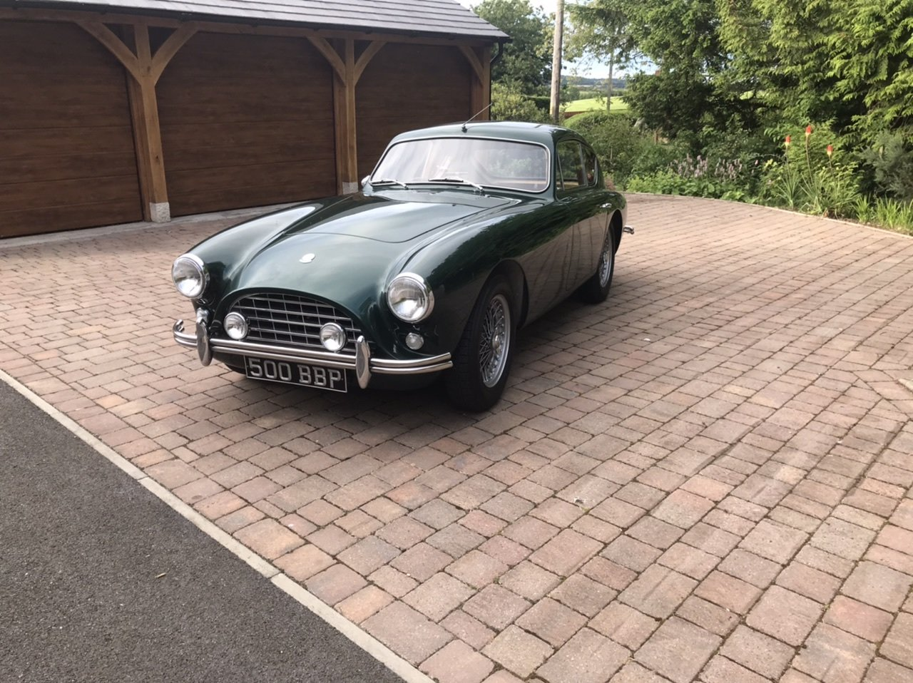 1961 Aceca Bristol For Sale (picture 1 of 5)