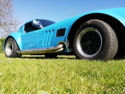 2019 AP 350GT Cobra replica For Sale (picture 5 of 6)