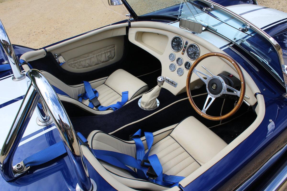 2005 AC Cobra 427 replica (Dax Tojeiro) For Sale (picture 2 of 5)