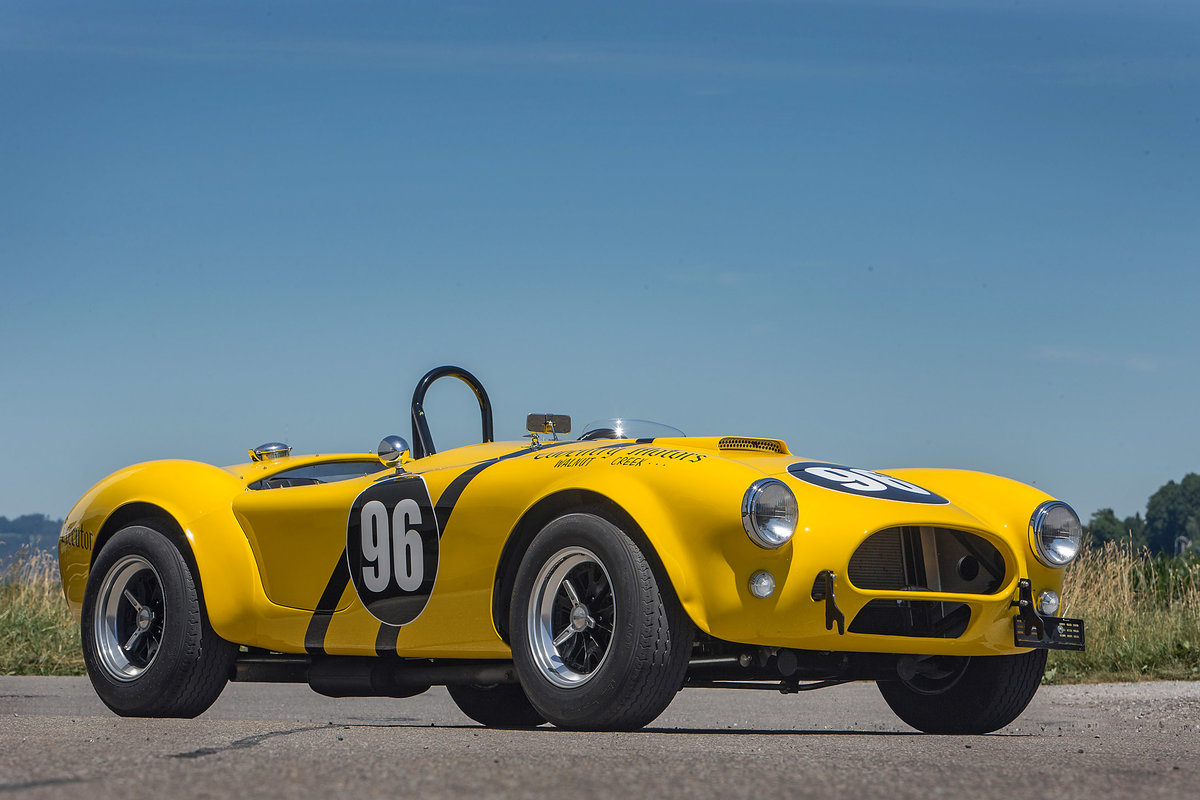 Very fast 1967 Shelby Cobra 289 FIA Replica For Sale (picture 1 of 6)