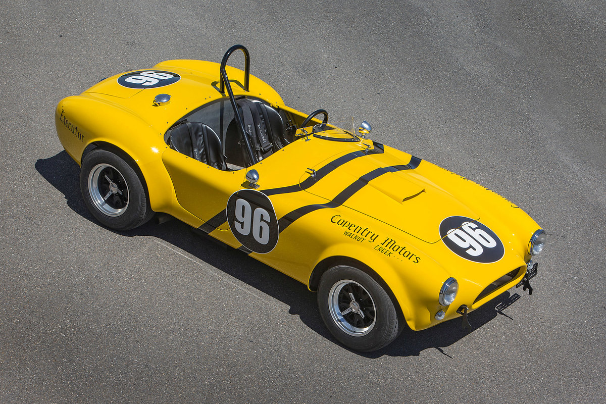 Very fast 1967 Shelby Cobra 289 FIA Replica For Sale (picture 2 of 6)