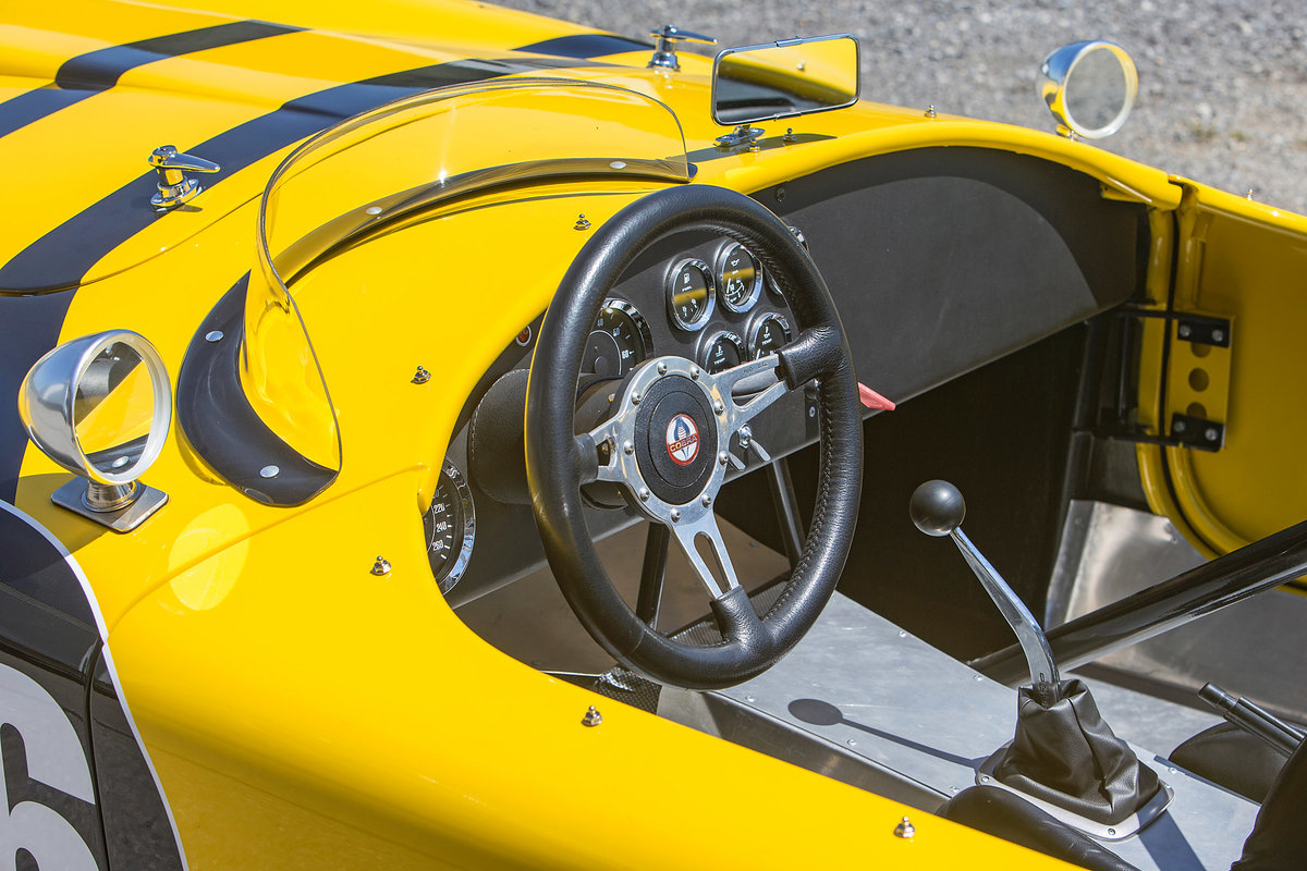 Very fast 1967 Shelby Cobra 289 FIA Replica For Sale (picture 5 of 6)