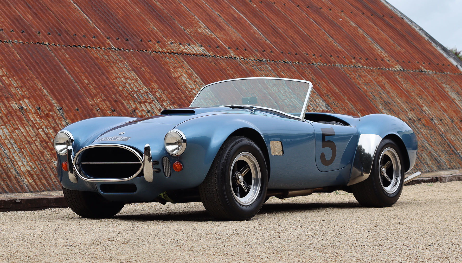 1967 AC 289 Sports Cobra For Sale (picture 1 of 22)