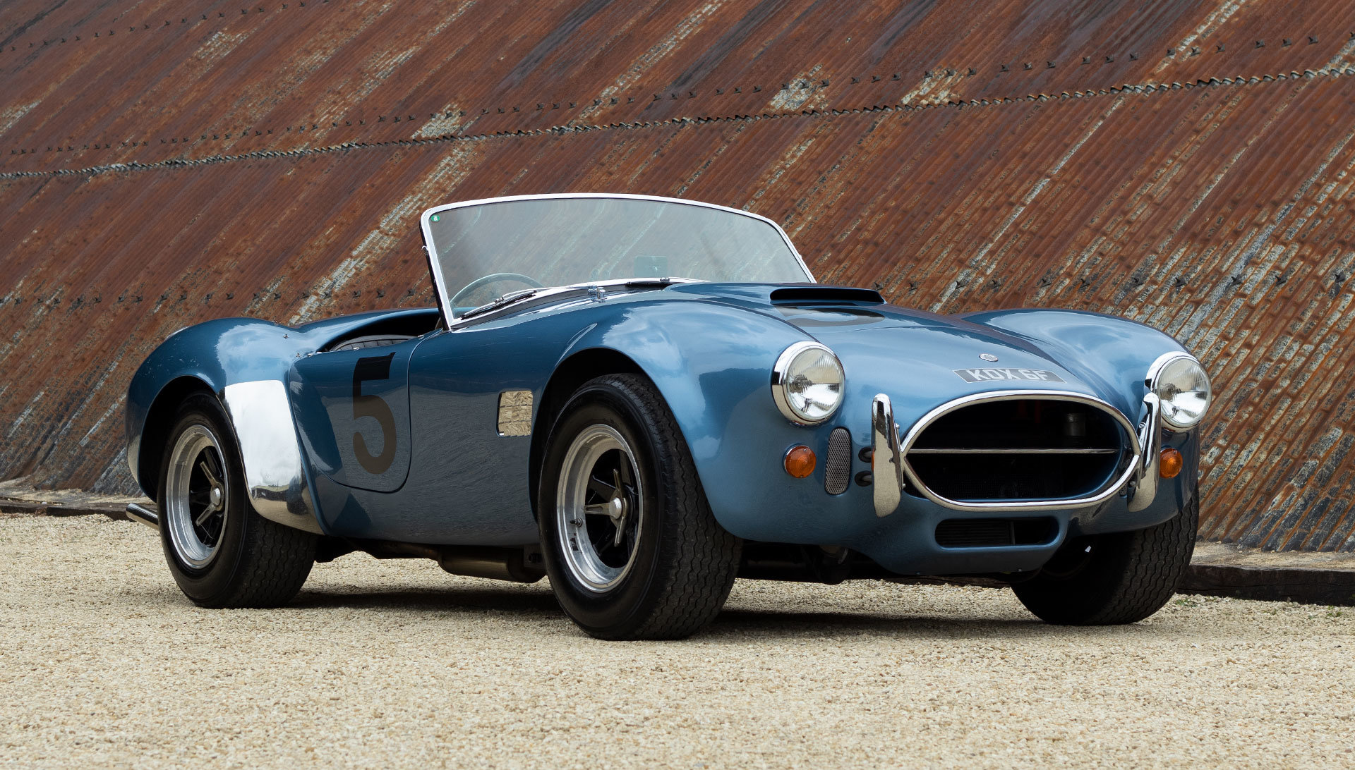 1967 AC 289 Sports Cobra For Sale (picture 8 of 22)