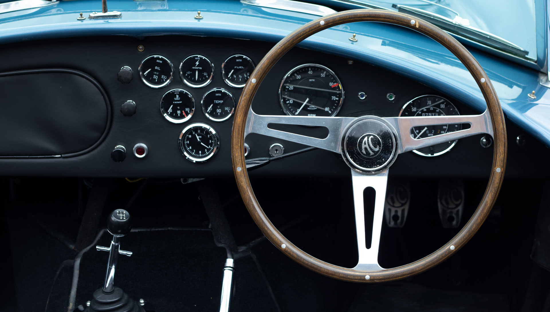 1967 AC 289 Sports Cobra For Sale (picture 18 of 22)