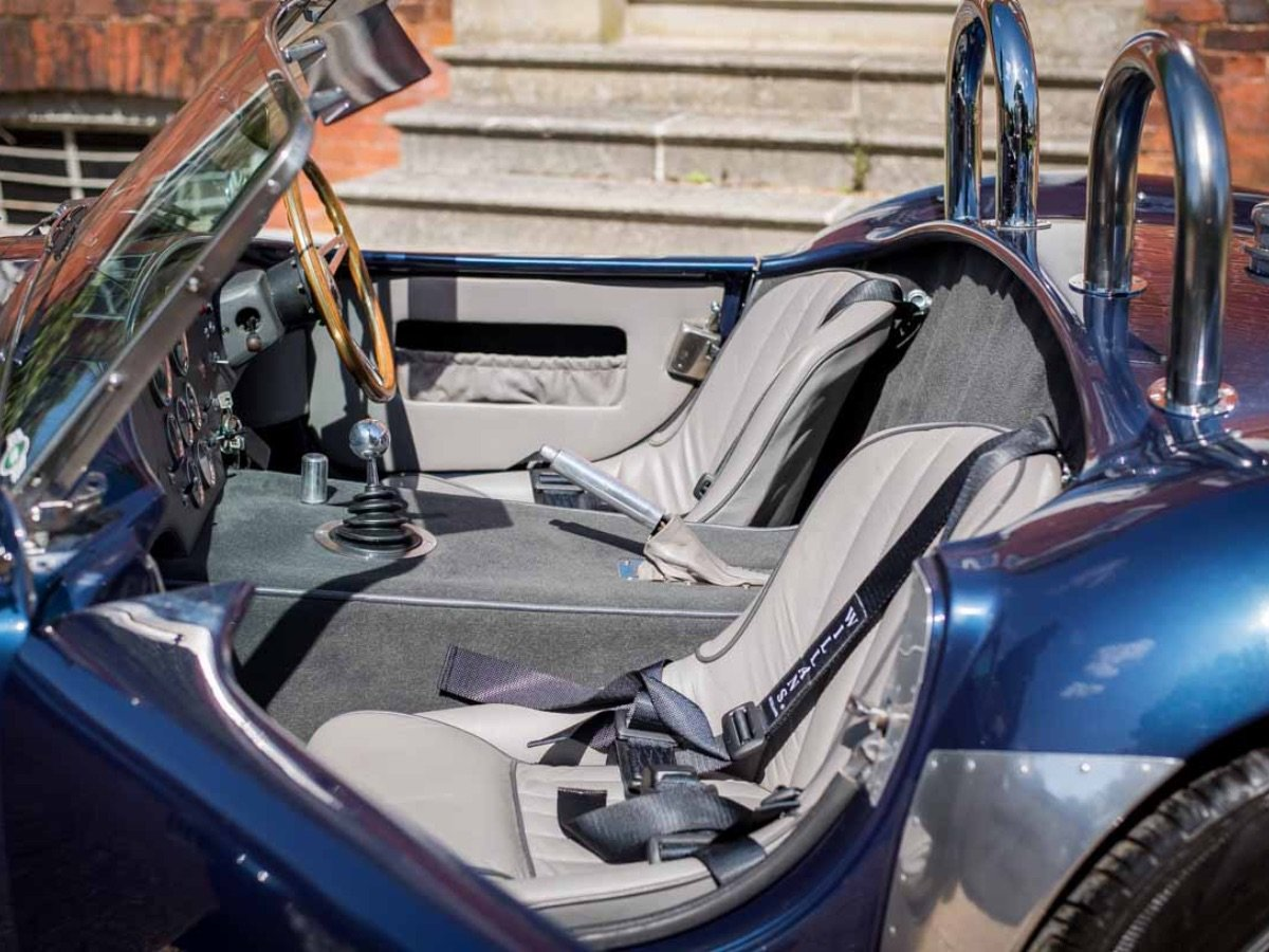2008 RAM SC Cobra  FORD V8 + 427Hardtop For Sale (picture 12 of 24)