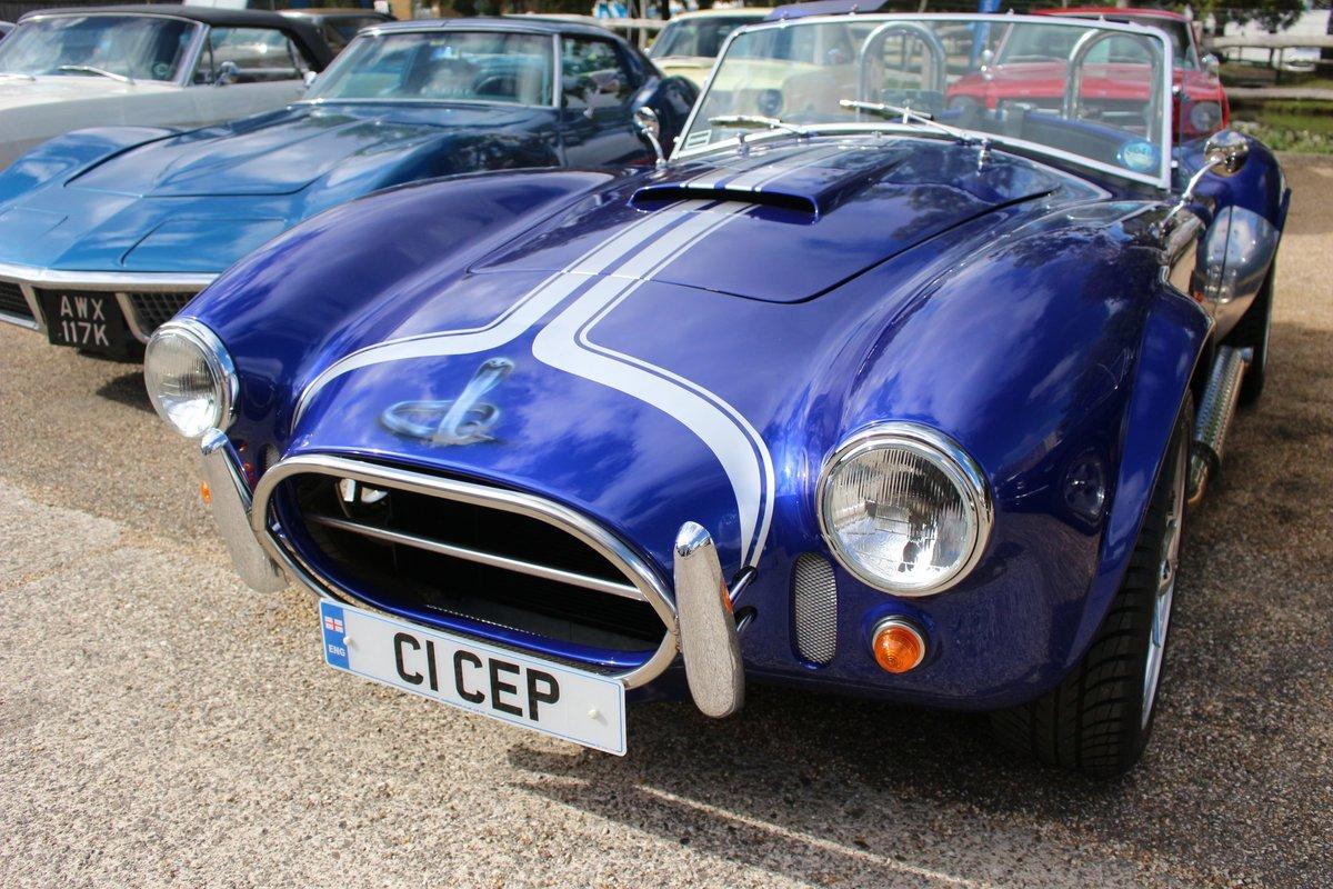 2007 Pilgrim Cobra Replica 5.7 V8 SOLD For Sale (picture 2 of 6)