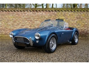 AC Shelby Cobra 289 Roadster (Factory/original)!! Chassis Nr