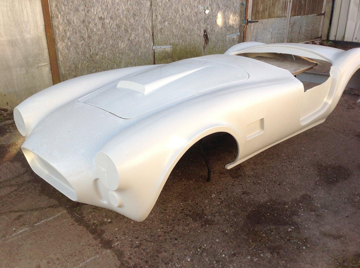 2020 AC Cobra 289 slabside Bodyshell For Sale (picture 1 of 6)