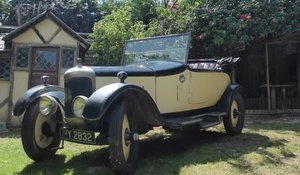 1925 AC 12hp Royal for auction 19th Septmber For Sale by Auction