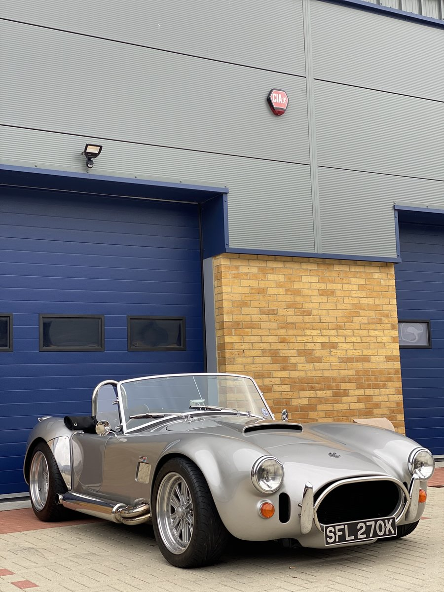 2003 AC Cobra 427 ex Show Car by AK For Sale (picture 1 of 6)