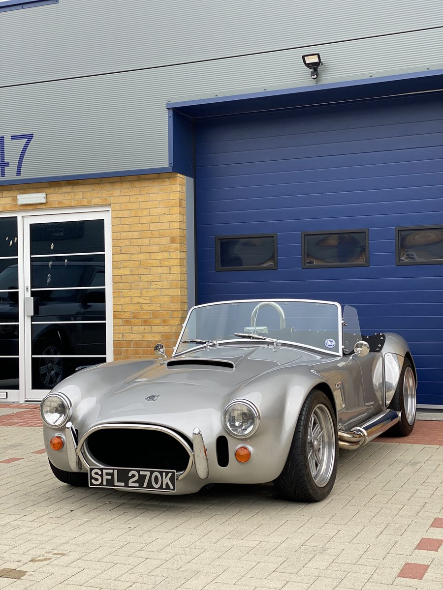 2003 AC Cobra 427 ex Show Car by AK For Sale (picture 3 of 6)