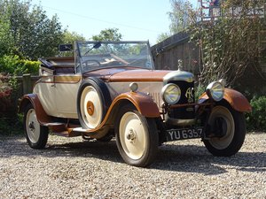 1926 AC Six Tourer
