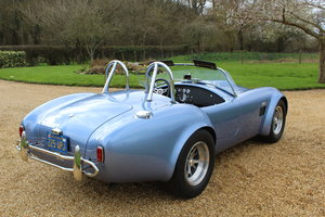 1965 STUNNING SUPERFORMANCE FACTORY BUILT AC COBRA