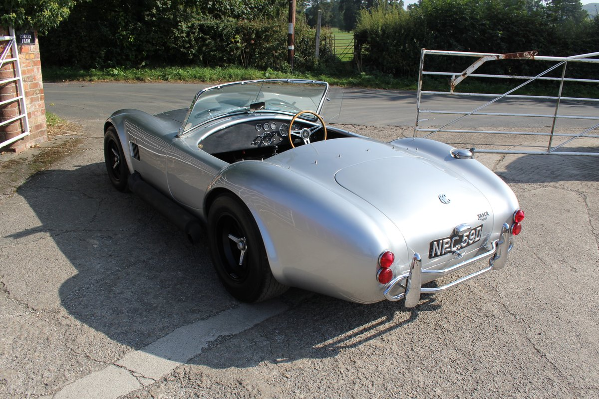2009 AC Cobra Recreation built to 1966 spec-superb period detail For Sale (picture 4 of 17)