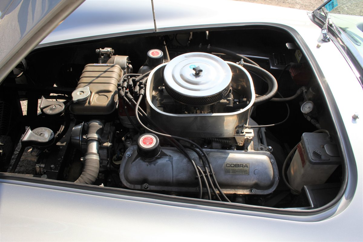 2009 AC Cobra Recreation built to 1966 spec-superb period detail For Sale (picture 15 of 17)