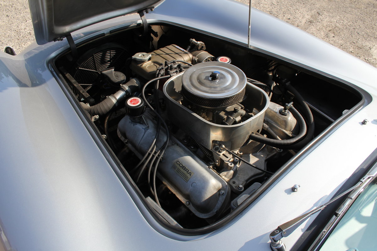 2009 AC Cobra Recreation built to 1966 spec-superb period detail For Sale (picture 16 of 17)