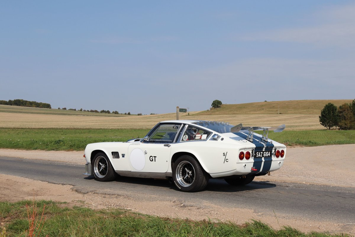 1972 AC 428 Frua Fastback - The Ultimate Project Car?! For Sale (picture 3 of 10)
