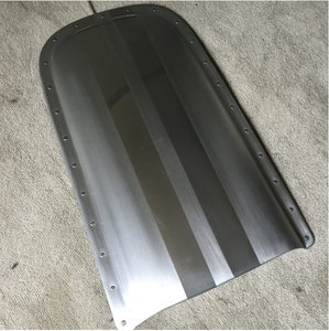 AC Shelby Cobra Hood Scoop Wall Light