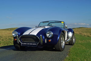 Picture of 2005 Cobra Hire Yorkshire | AC Cobra rental NW and NE For Hire