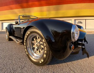 AC Cobra by Superformance - one of the prototypes!