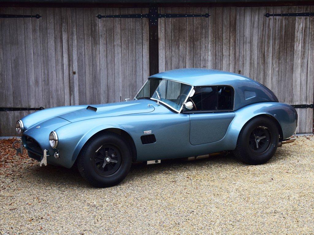 1964 Cobra 289. FIA HTP valid until 2030 For Sale (picture 1 of 12)