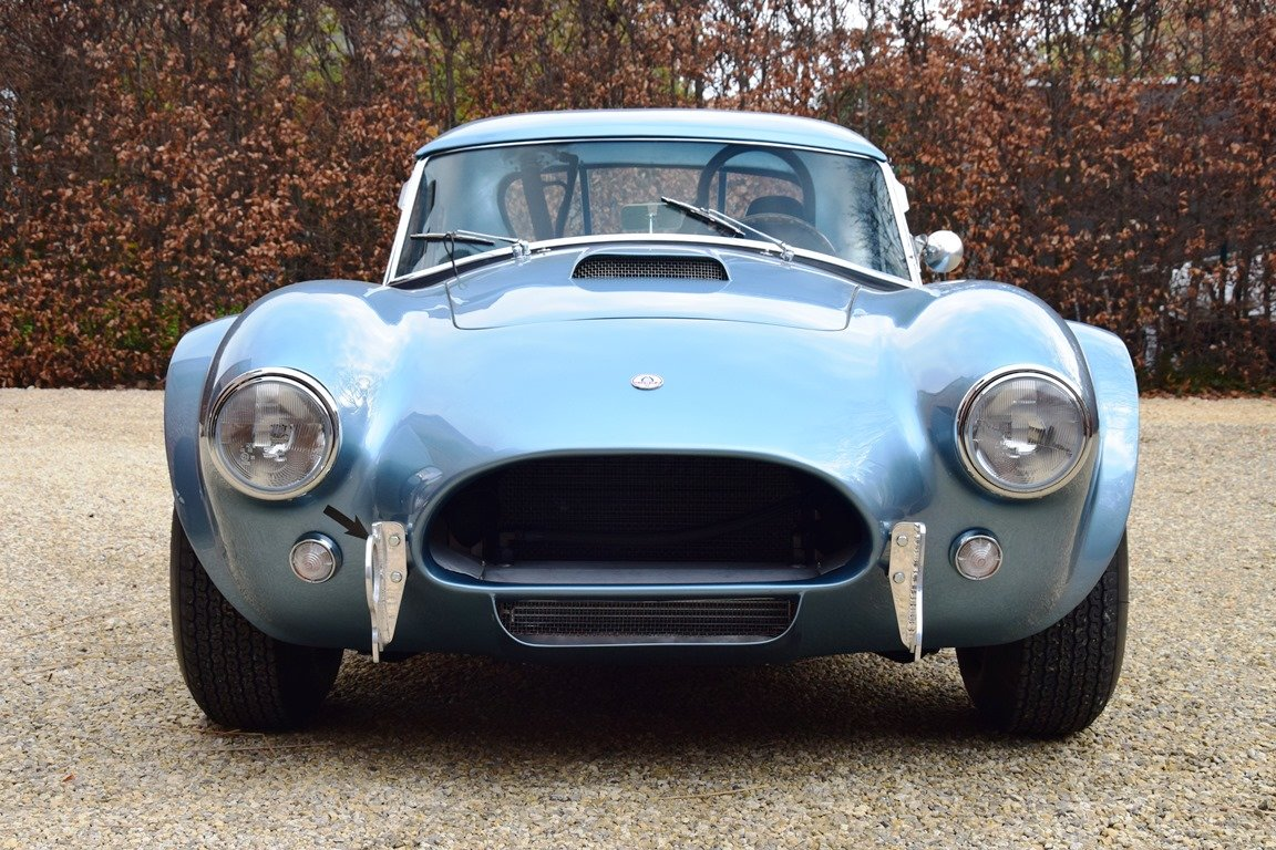 1964 Cobra 289. FIA HTP valid until 2030 For Sale (picture 4 of 12)