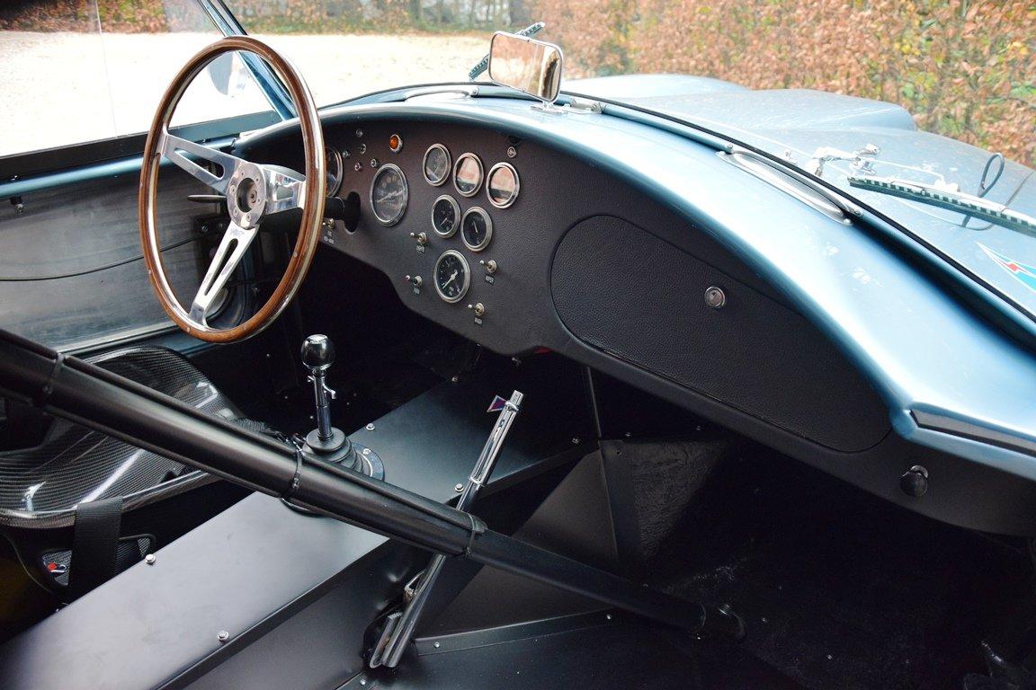 1964 Cobra 289. FIA HTP valid until 2030 For Sale (picture 8 of 12)
