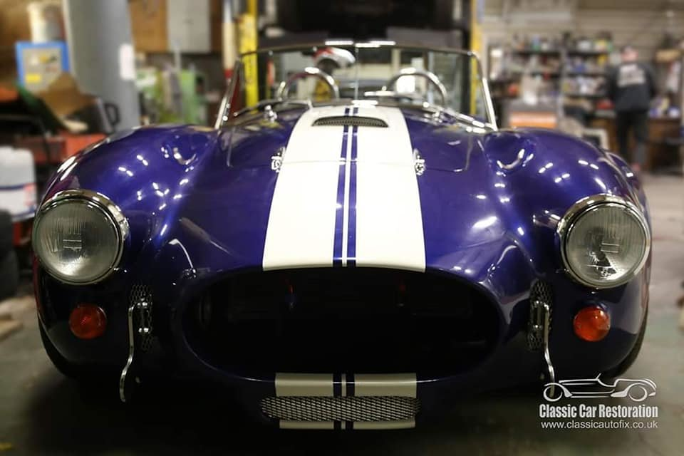 2019 AC cobra  For Sale (picture 1 of 8)