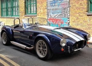 Picture of 2008 AC Cobra for self-drive hire For Hire