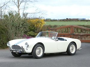 Picture of 1961 AC Ace 2.6-Litre Roadster For Sale by Auction