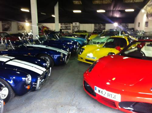 2020 AC Cobra Replicas WANTED!! Wanted (picture 2 of 2)