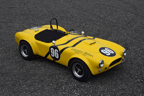 Very fast 1967 Shelby Cobra 289 FIA Replica For Sale (picture 1 of 4)