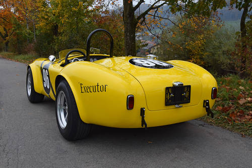 Very fast 1967 Shelby Cobra 289 FIA Replica For Sale (picture 4 of 4)