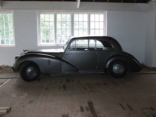 AC Works Prototype 1950 Two Litre Saloon For Sale (picture 1 of 6)