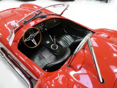 1966 Cobra 427 MK III SC Specification + Genuine 427 Engine For Sale (picture 4 of 6)