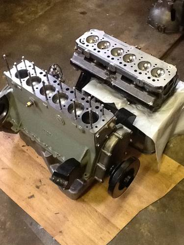 1959 BRISTOL 2L SPORTS ENGINE and GEARBOX  SOLD | Car And