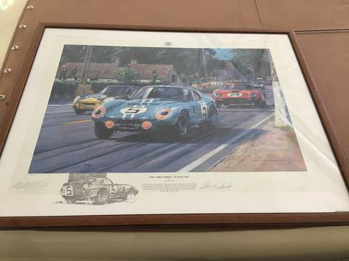 'The Cobra Strikes' By Nicholas Watts Ltd Edition 1/500  For Sale (picture 1 of 5)