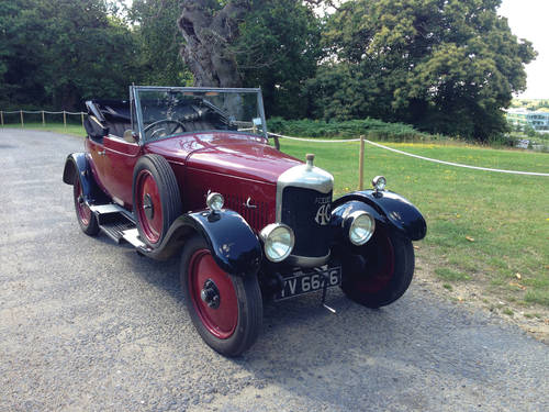 1928 AC 15-56 'S.F.EDGE SPECIAL'/'ACECA' TWO SEATER DROPHEAD SOLD (picture 1 of 6)