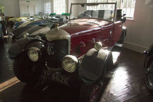1928 AC 15-56 'S.F.EDGE SPECIAL'/'ACECA' TWO SEATER DROPHEAD SOLD (picture 2 of 6)