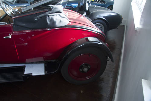1928 AC 15-56 'S.F.EDGE SPECIAL'/'ACECA' TWO SEATER DROPHEAD SOLD (picture 3 of 6)