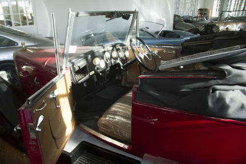 1928 AC 15-56 'S.F.EDGE SPECIAL'/'ACECA' TWO SEATER DROPHEAD SOLD (picture 4 of 6)