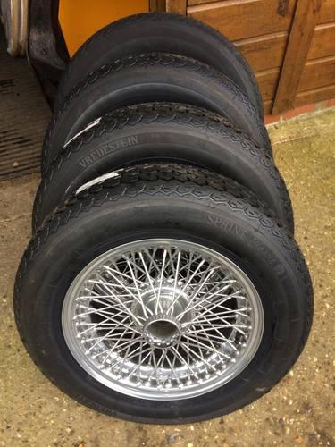 1965 Classic Vintage Wheel Restoration TUDOR WHEELS Ltd  (picture 1 of 2)