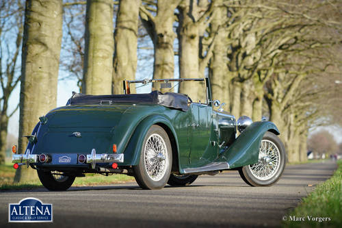 """AC """"ACE"""" 16/66 Two-seater Drophead Coupe, 1935 For Sale (picture 5 of 6)"""
