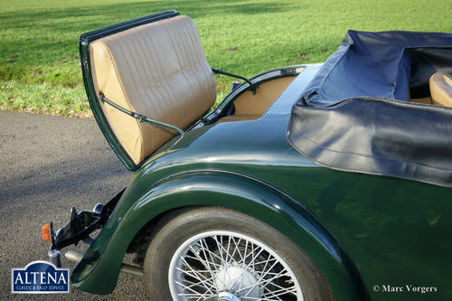 """AC """"ACE"""" 16/66 Two-seater Drophead Coupe, 1935 For Sale (picture 6 of 6)"""