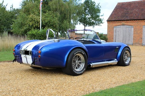 1965 Stunning factory built backdraft shelby cobra auto For