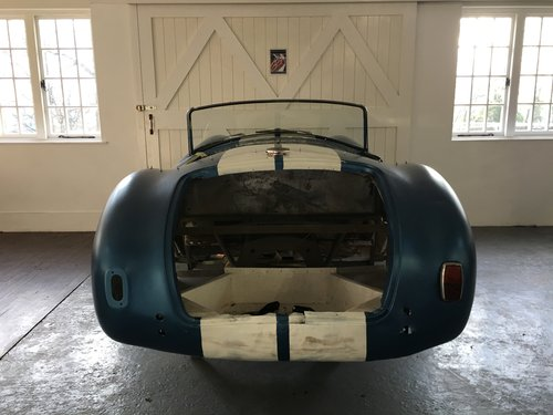 1963 Shelby 289 Cobra Barnfind Project  SOLD (picture 2 of 6)