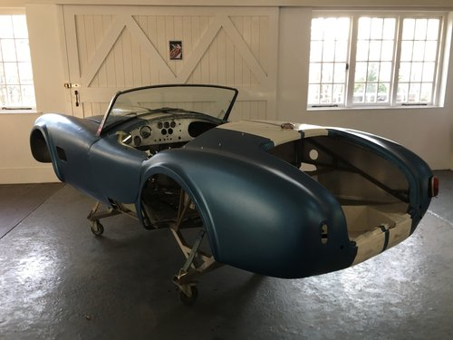 1963 Shelby 289 Cobra Barnfind Project  SOLD (picture 3 of 6)