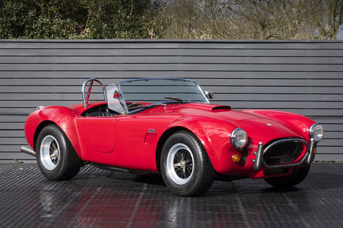 1992 AC COBRA 7 LITRE (428 SPECIFICATION) SOLD (picture 1 of 6)