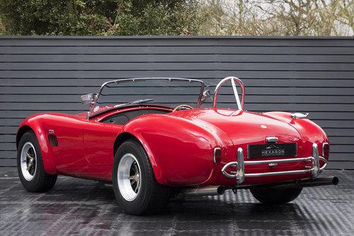 1992 AC COBRA 7 LITRE (428 SPECIFICATION) SOLD (picture 2 of 6)